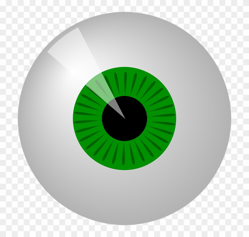 Green Eye Png Clip Art - Eye Clip Art #394461