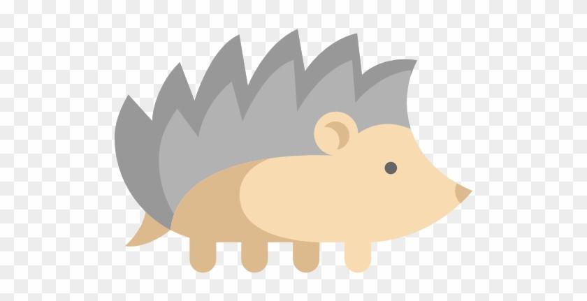 Hedgehog Scalable Vector Graphics Animal Icon - Hedgehog Scalable Vector Graphics Animal Icon #394913