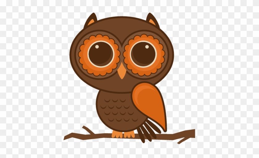Fall Owl Set Svg Files For Scrapbooking Owl Svg File - Fall Owl Clipart #395167