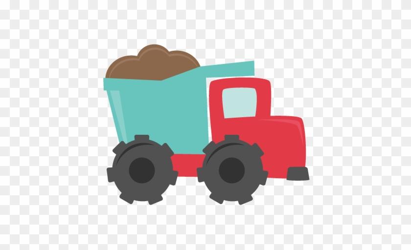 Cool Monster Truck Images Download Dump Truck Svg Cutting - Cute Dump Truck Clip Art #395216