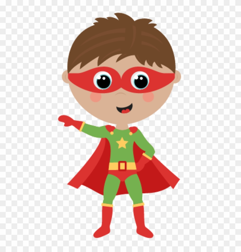 Superhero Art For Little Boys: Superhero Kids Clipart Boy Superhero Cute Cut Files