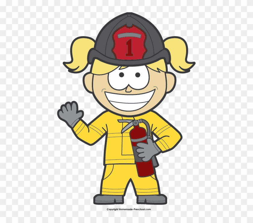 Click To Save Image - Fire Safety Clip Art #395737
