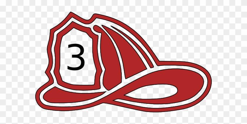 Firefighter Cliparts - Fire Helmet Clip Art #395761