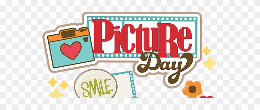 Thursday, October 26, - School Picture Day Clipart #395857