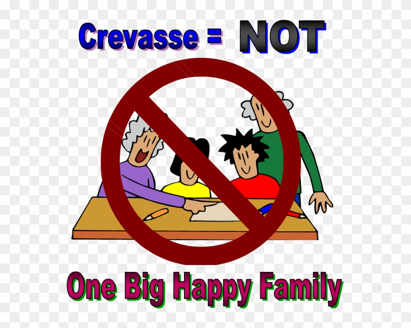 Crevasse Equals Families That May Be Out Of Love With - Cockroach #395878