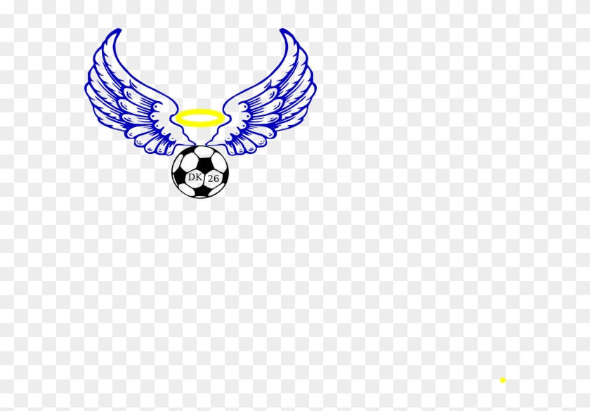 Soccer Wing Halo Clip Art - Hermes Wings Print Out #396159