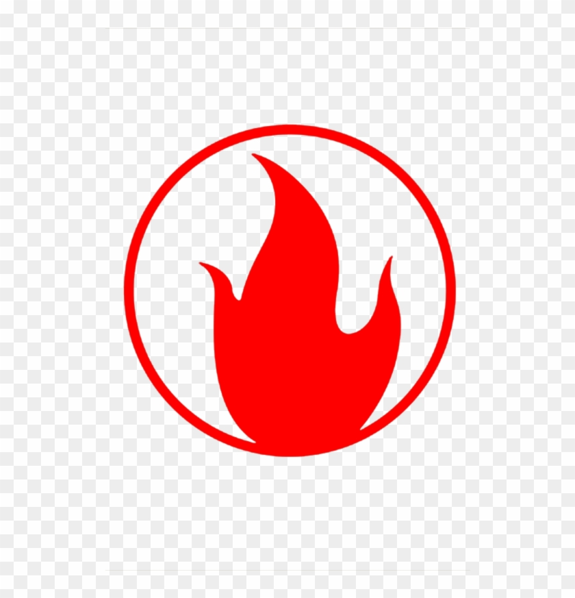 Red Pyro Class Icon By Slithbane - Tf2 Pyro - Free
