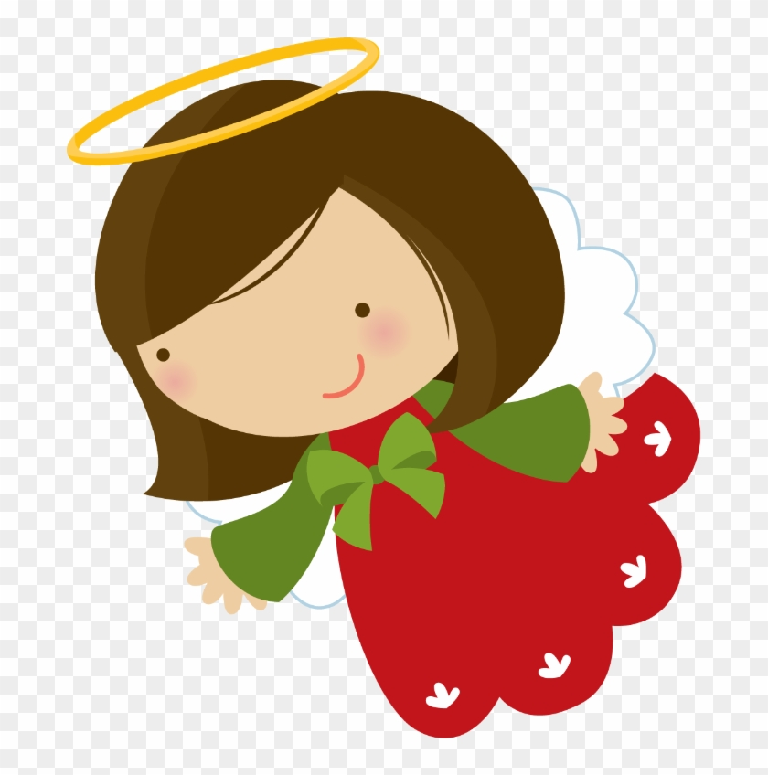 Christmas Angel Cliparts Cute Christmas Angel Clipart Free Transparent Png Clipart Images Download
