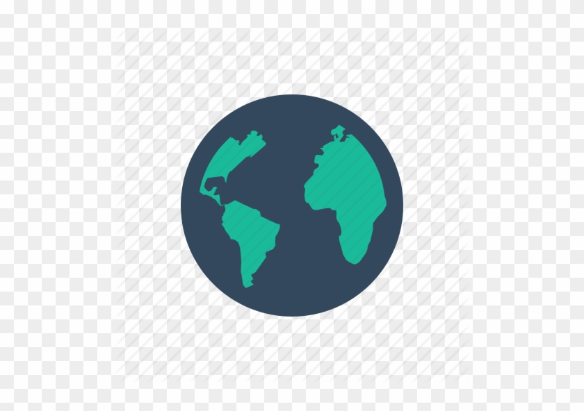 Planet Earth Free Flat Vector Icon - Young Professionals In Foreign Policy #396240