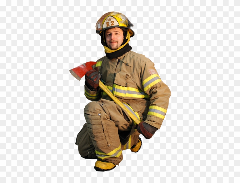 Firefighter Png - Fire Fighter No Background #396265