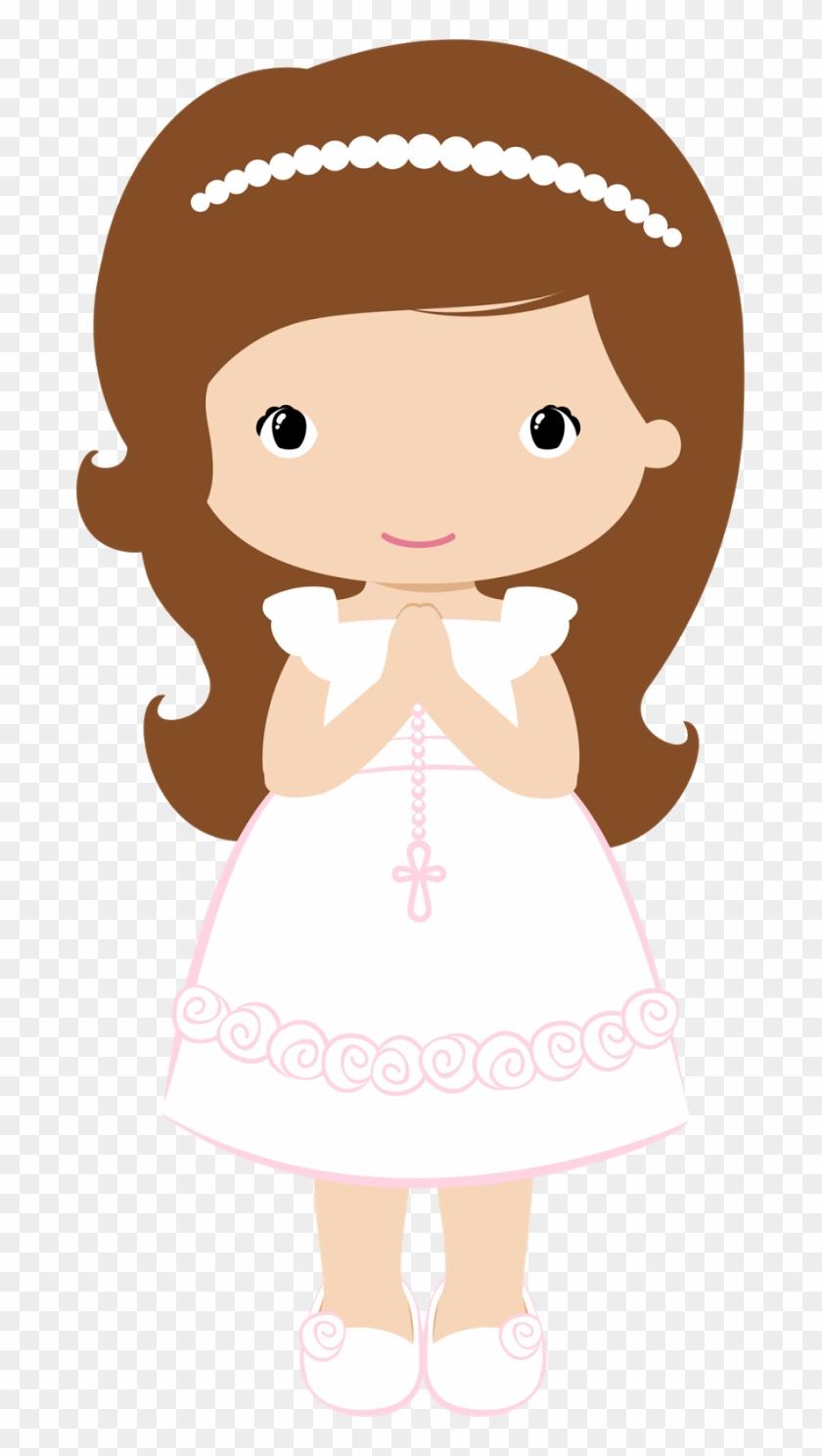 First Holy Communion Cartoon #396301
