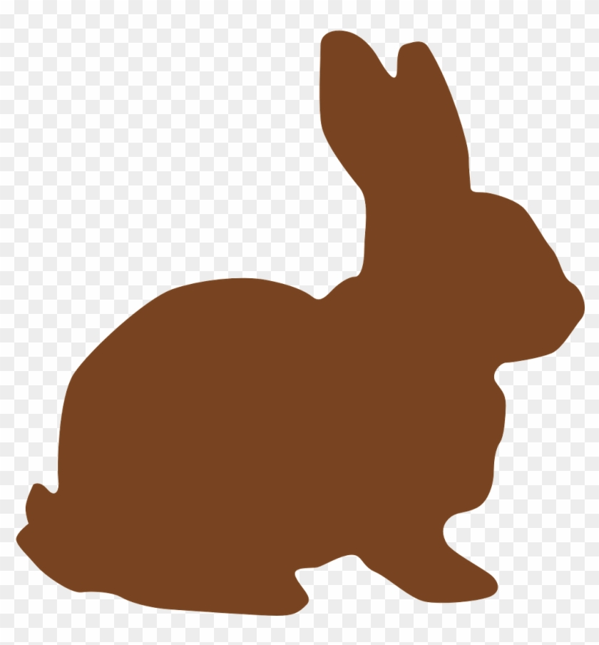 Bunny Chocolate Easter Rabbit Png Image - Not Tested On Animals #397312