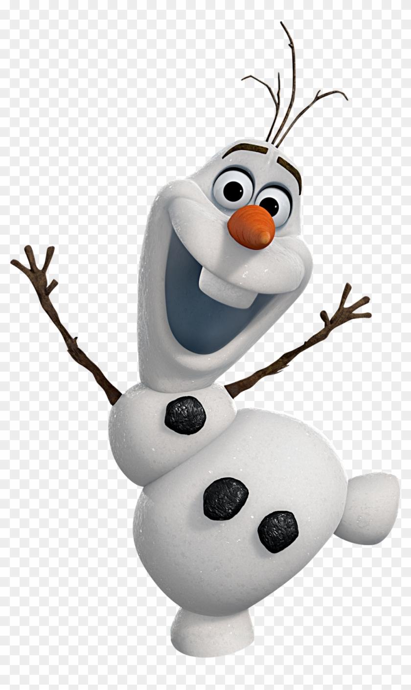 Frozen Clip Art - Olaf Frozen #397521