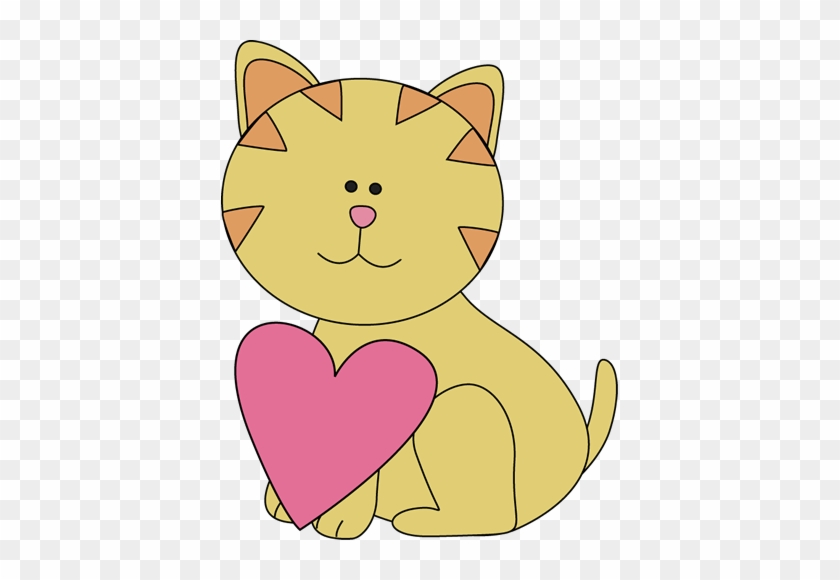 Kitty Cat Valentine Kitty Cat Clip Art Free Transparent Png