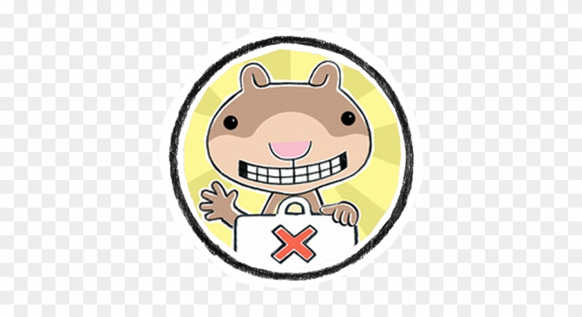 Scaredy Squirrel - Scaredy Squirrel Emergency Kit #398452