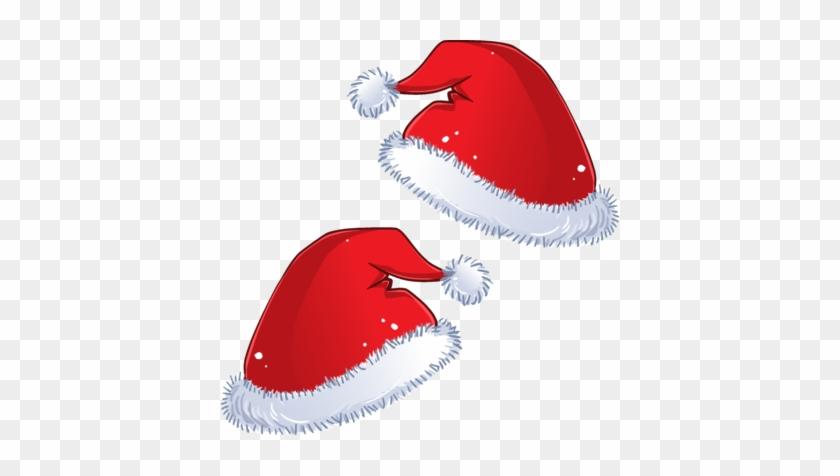 Santa Hat Clipart Christmas 2014 - Santa Hat Clipart Christmas 2014 #399505