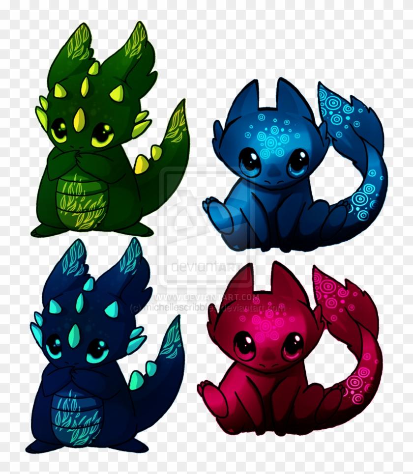 Cheap Dragon Adoptables By *michellescribbles On Deviantart - Crab #399554