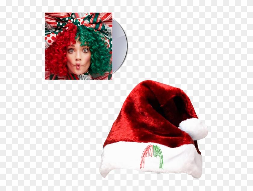 Everyday Is Christmas.Cd Santa Hat Sia Everyday Is Christmas Vinyl Free