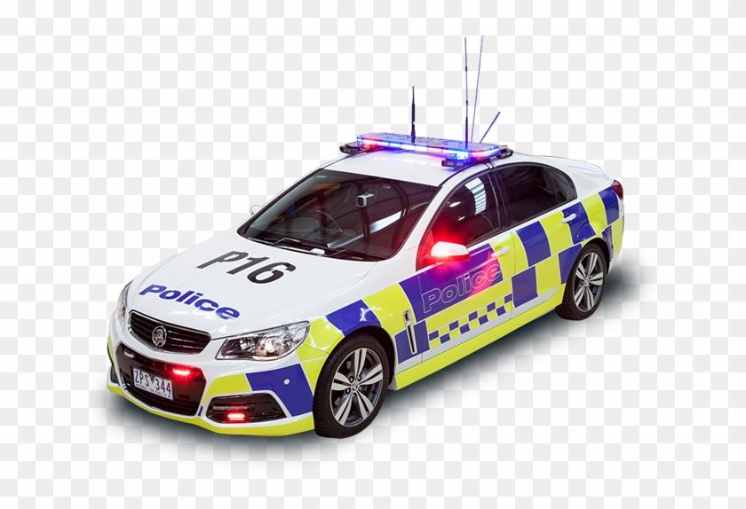 Related Australian Police Car Clipart - Police Car Antenna Australia #400092