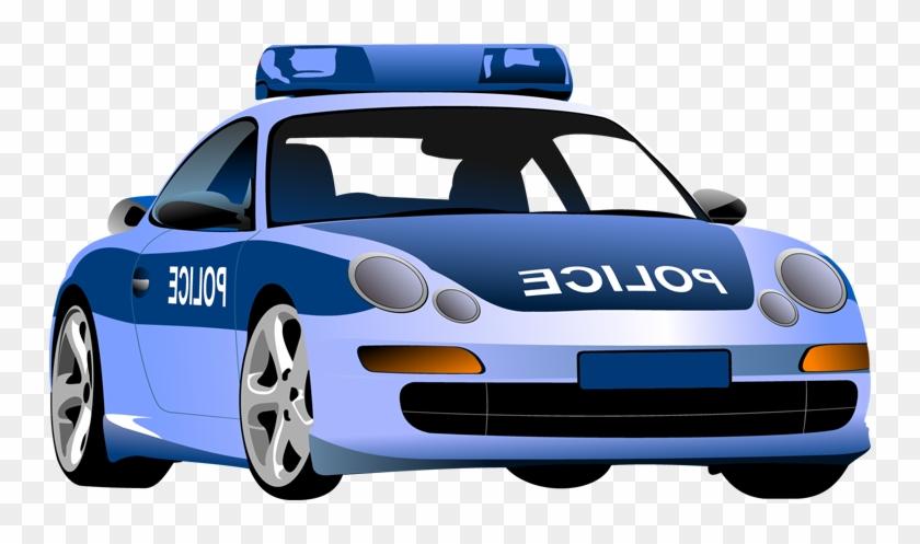 Police Car Clip Art Printable - Police Car #400158