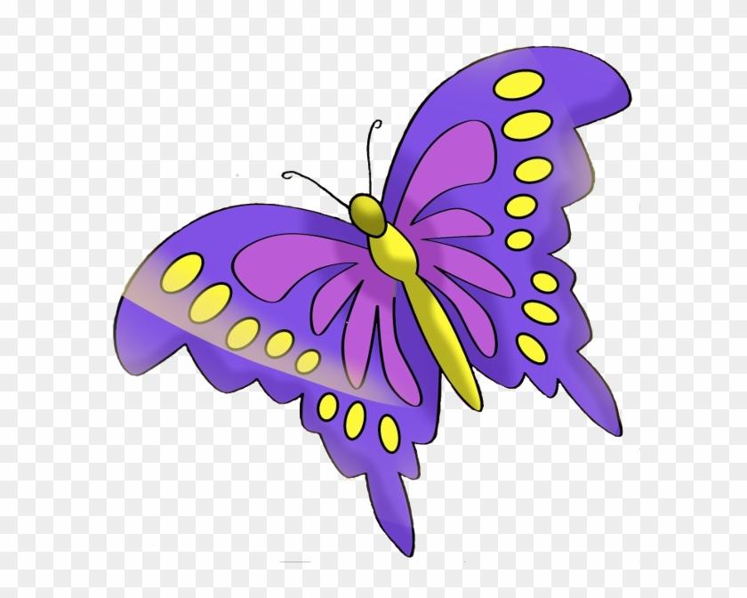 Monarch Butterfly Brush-footed Butterflies Clip Art - Swallowtail Butterfly #400218