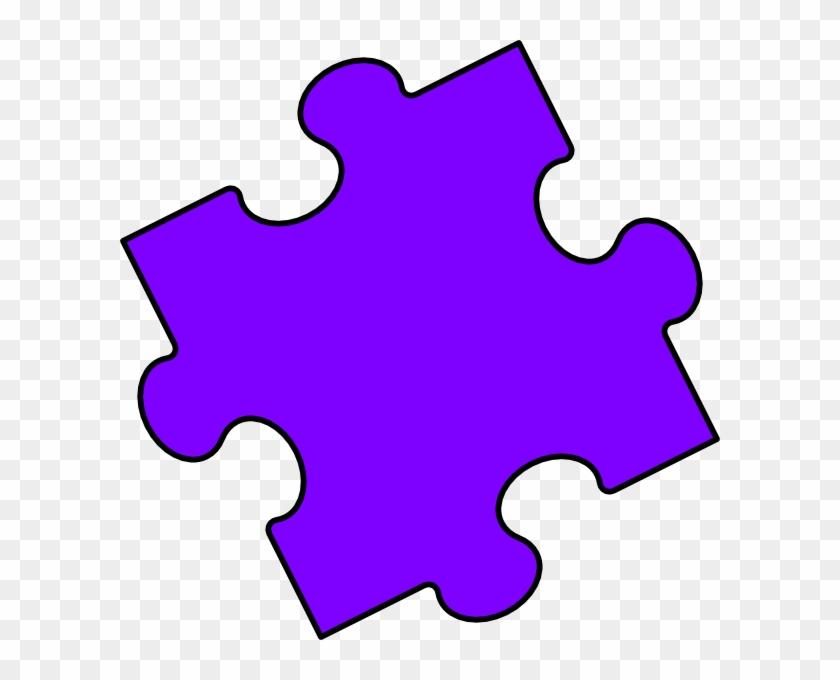 Jigsaw Puzzle Piece Clipart #400331