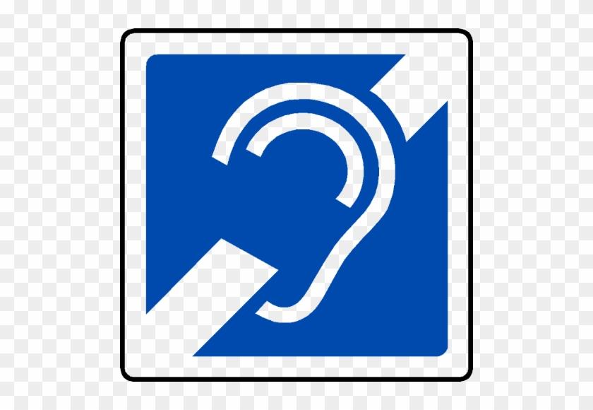 Dda Hearing Impairment Symbol Ear Deaf Free Transparent Png