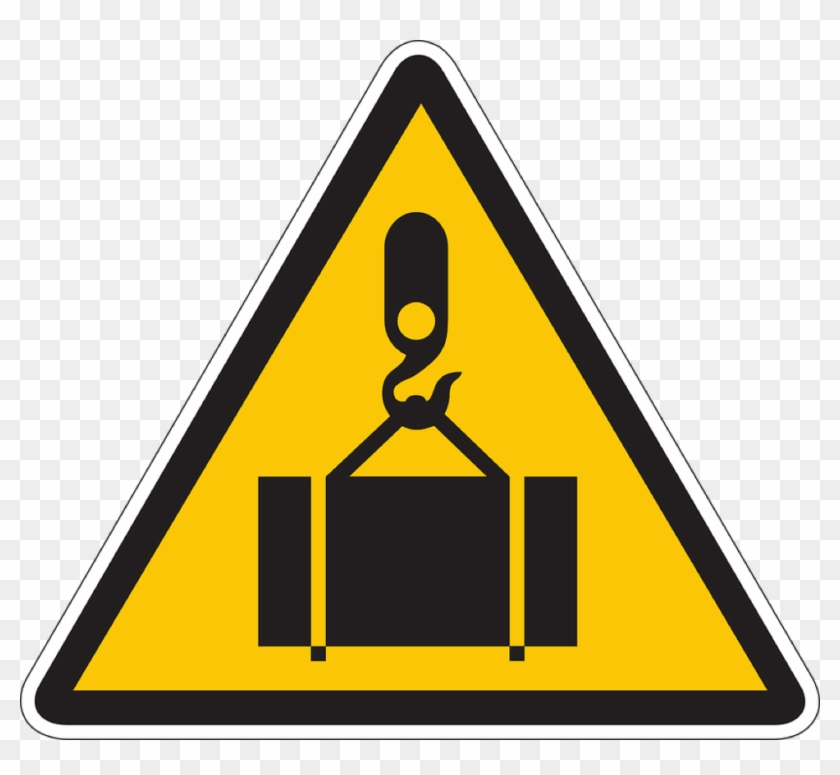 Health And Safety In The Workplace - Overhead Crane Safety Signs