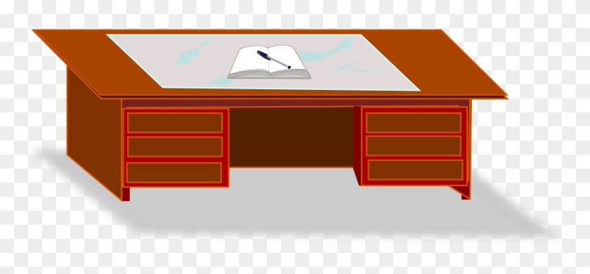 Study Table Clipart Png #401327