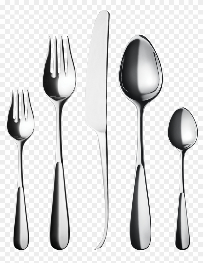 Spoon - And - Fork - Png - Spoon Fork And Knife #401655