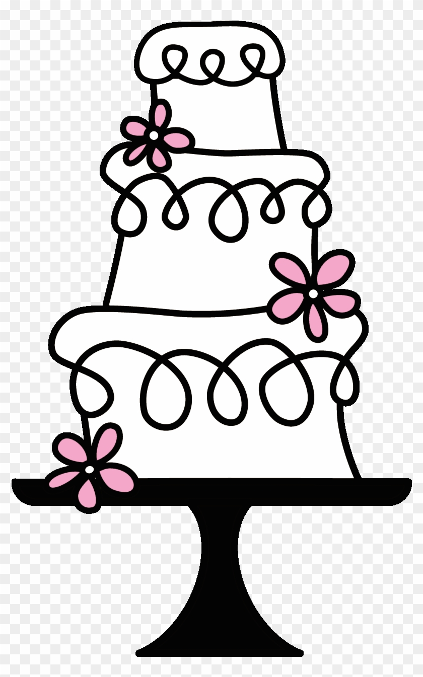 wedding cake clipart transparent wedding cake logo png free rh clipartmax com wedding cake clipart black and white wedding cake clip art free