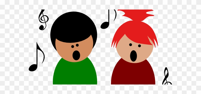 I Found A Site With Ideas On How To Teach Children - Children Singing Clipart #402004