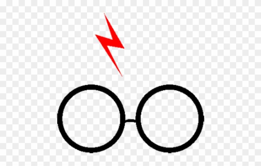 Harry Potter Glasses Clipart Harry Potter Scar No Background