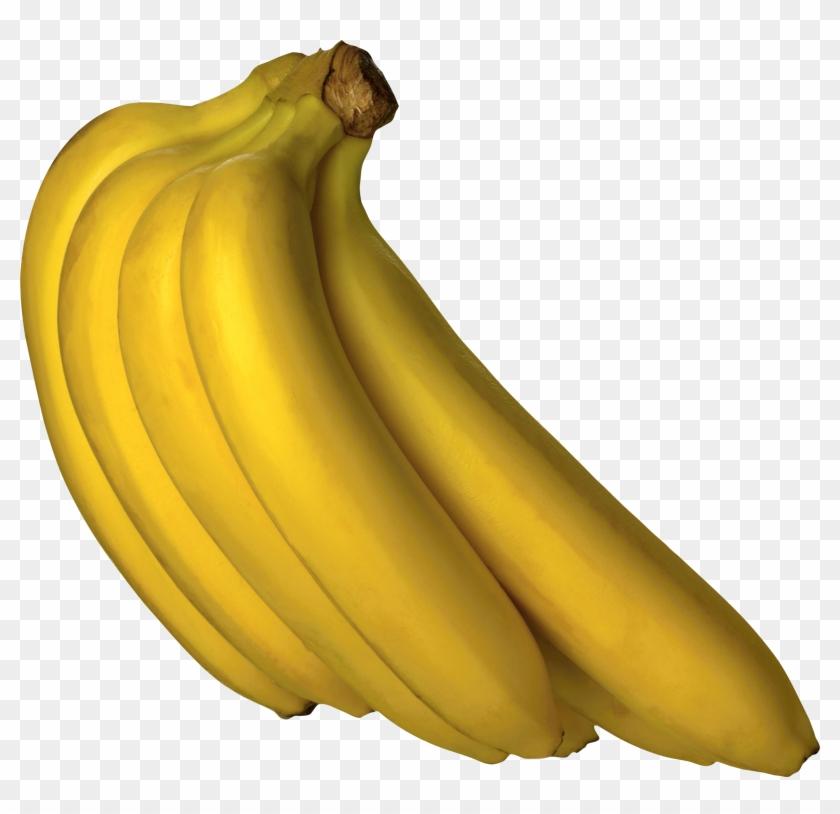 Banana Png Image, Free Picture Downloads, Bananas - 4 Bananas Png #402673