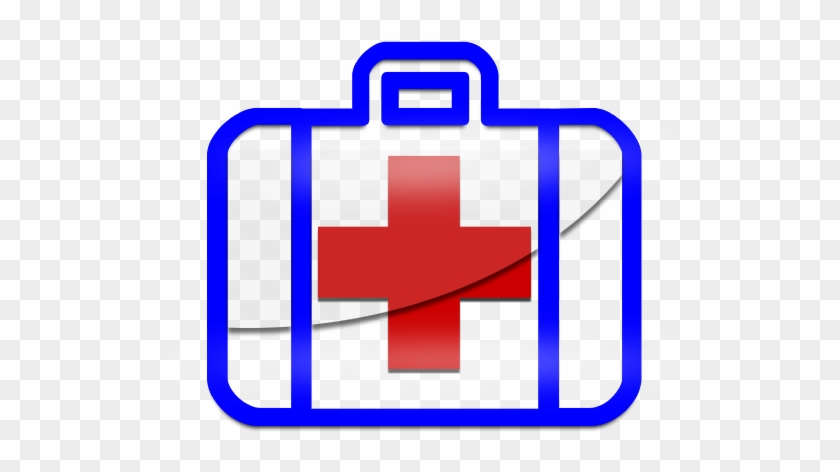Case First Aid Kit Clipart - First Aid Kit #403054
