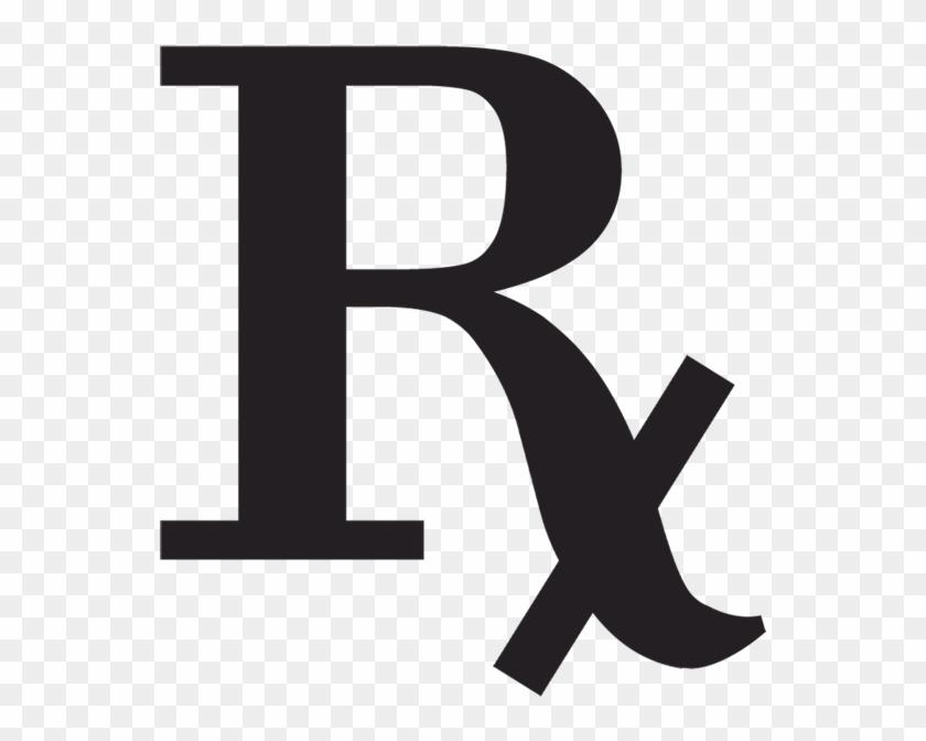 Rx Medical Pot Medical Rx Logo Free Transparent Png Clipart