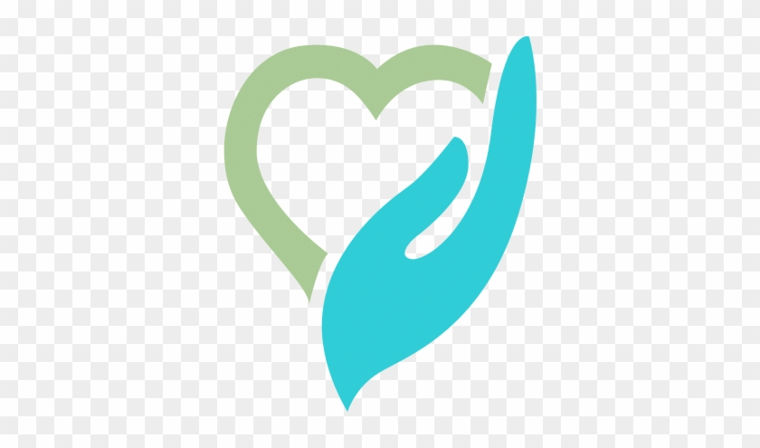 Your Fitness City - Heart And Hand Logo #403611