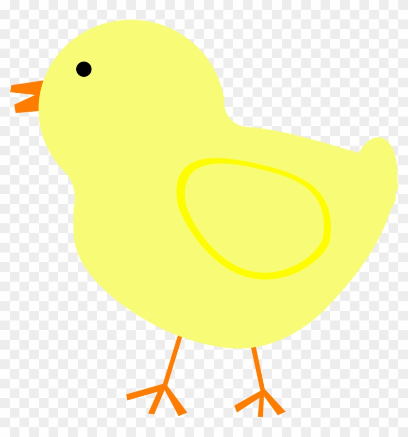 Easter Chicks Clip Art