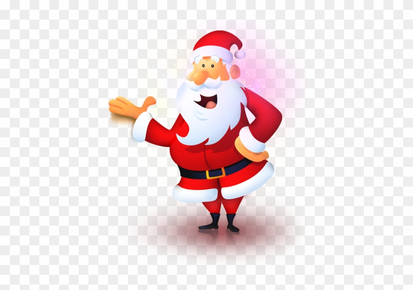 santa claus png clipart christmas and happy new year 403958