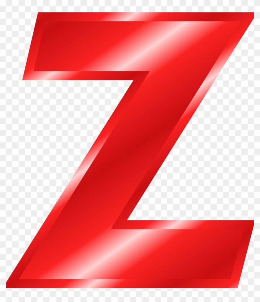 big image - big letter z - free transparent png clipart images download
