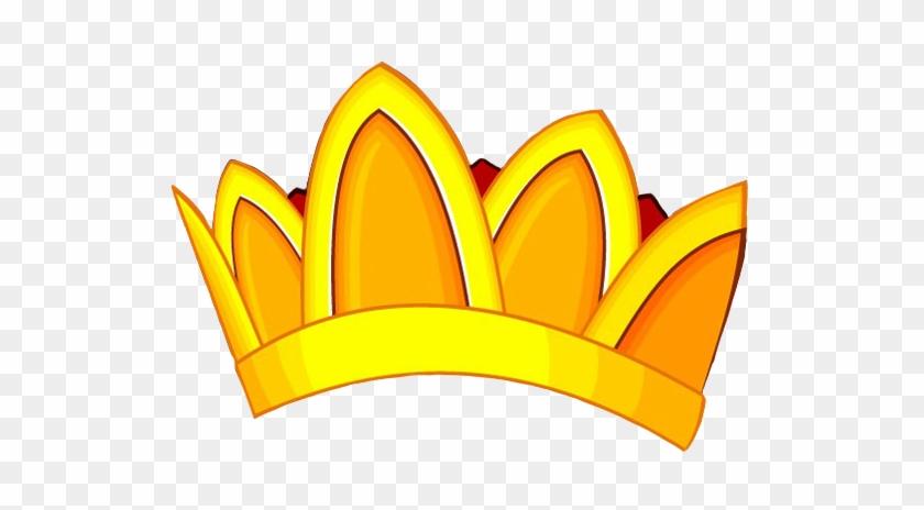 Crown Cartoon Clipart - Crown Queen Cartoon Png #404729