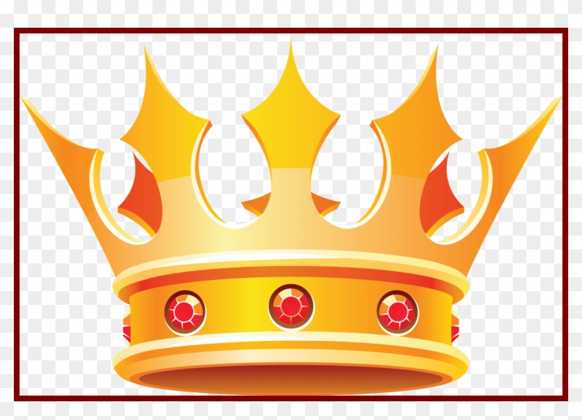 Stunning Crown Transparent Png And Backgrounds Image - King And Queen Crowns Clipart #404769
