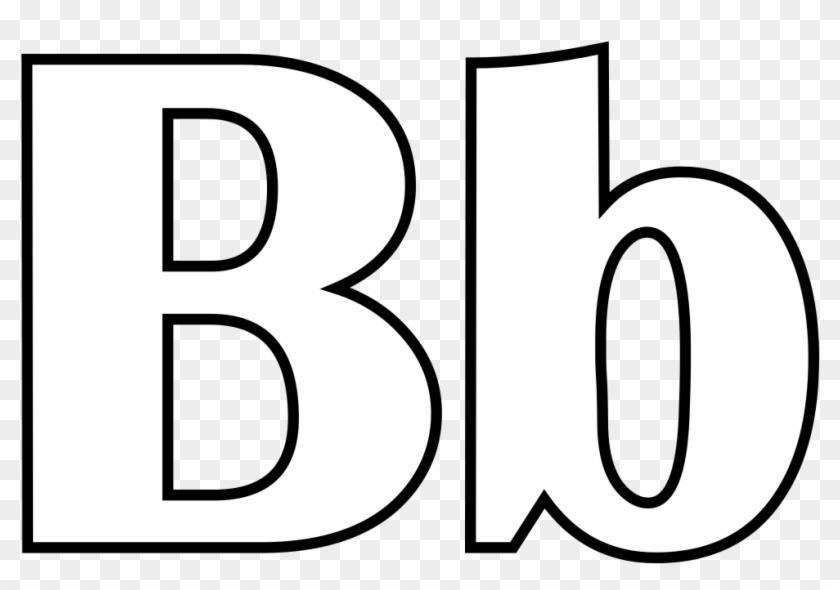 Letter B Coloring Worksheet Coloring Pages Letter Free Transparent Png Clipart Images Download