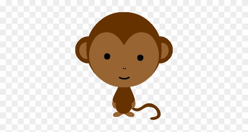 Baby Monkey #405624