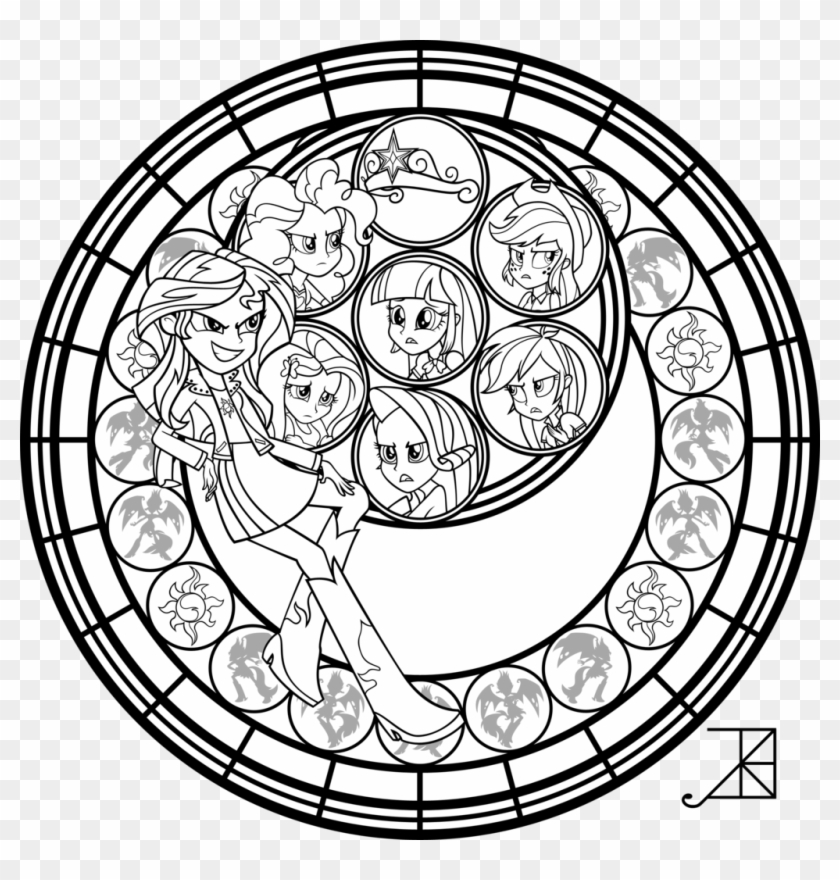 Stained Glass Coloring Sheets Christmas - Master Coloring Pages ... | 880x840