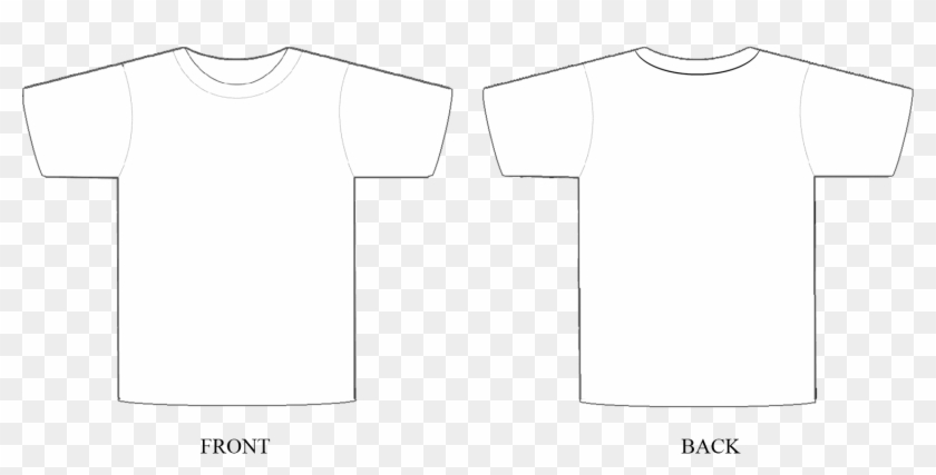 Design T Shirt Template Photoshop Shirt Template For Photoshop
