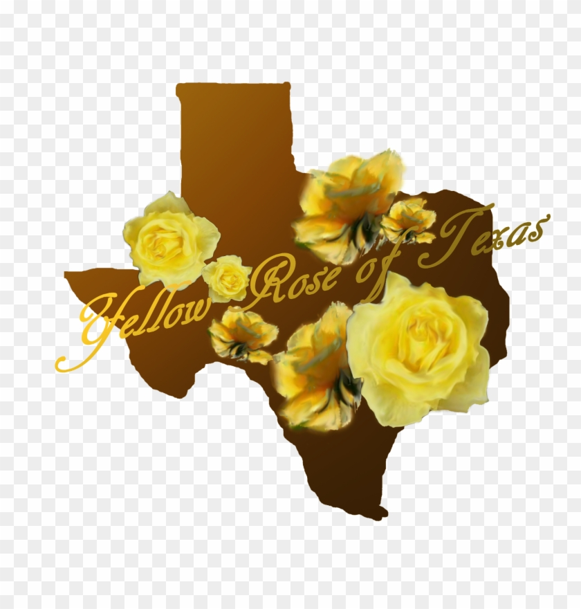 View Totallytexasgifts Design Gallery Totally Texas - Yellow Rose Of Texas #406880