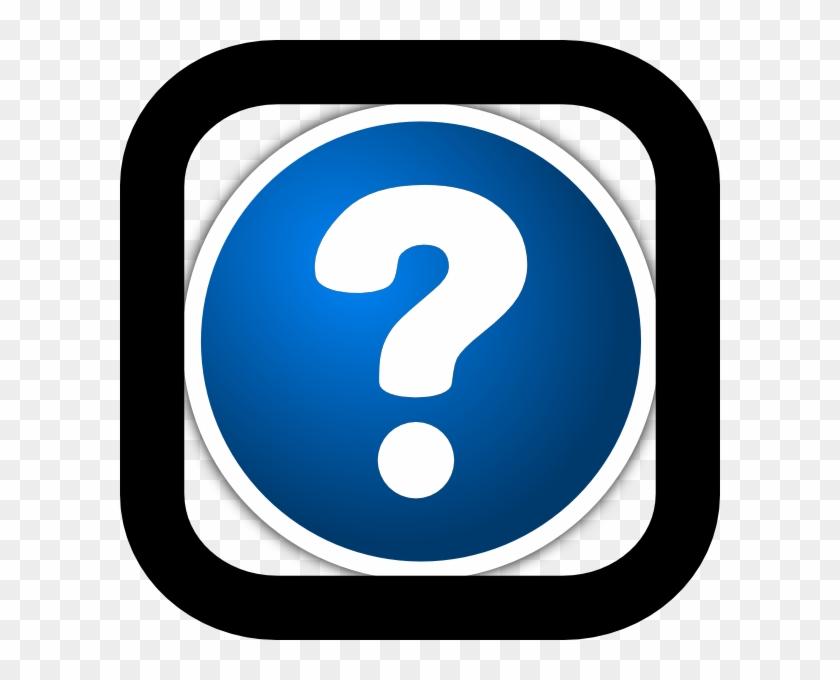 Question Mark Check Box #406929
