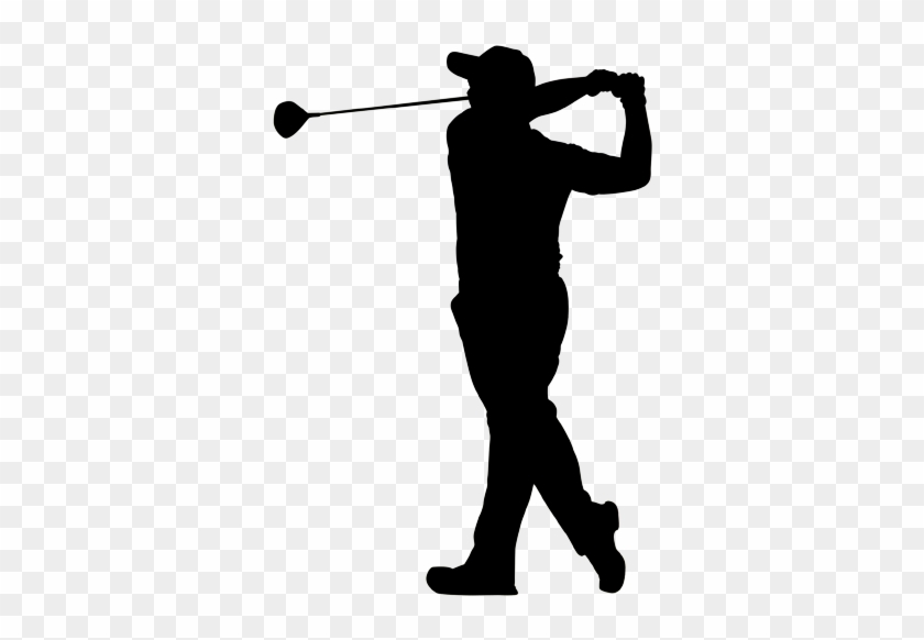 Bob Hennefer Golf Swing Silhouette Png Free Transparent Png