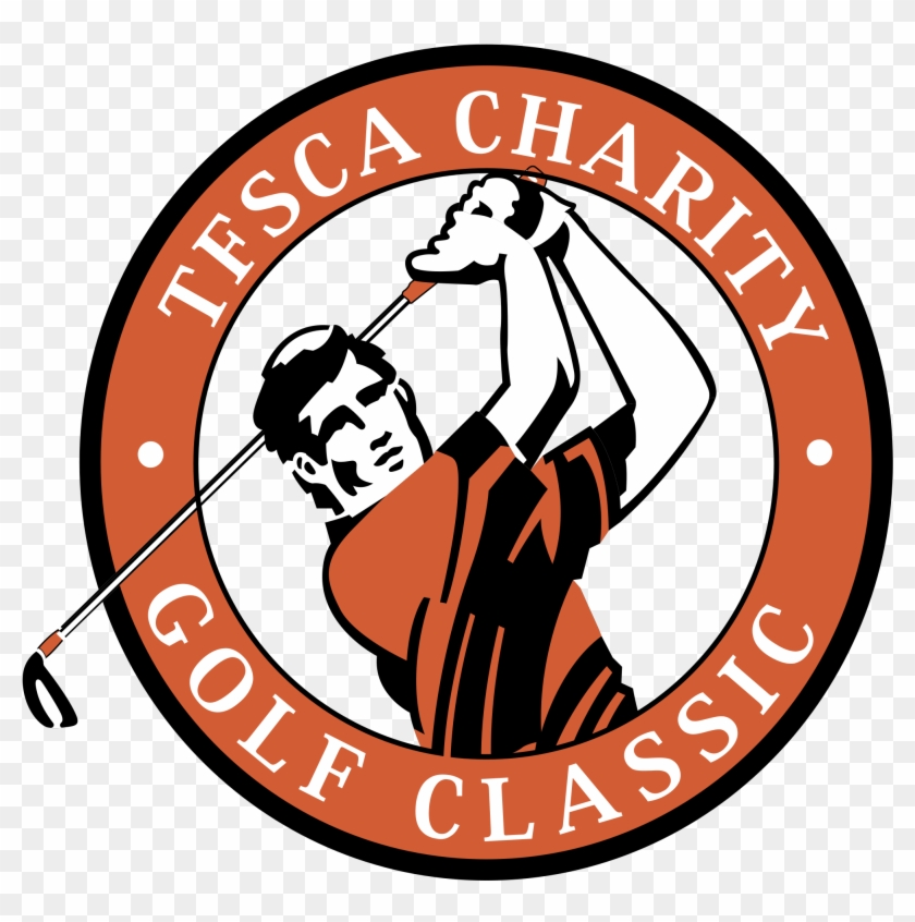 Tesca Charity Golf Classic Logo Black And White - Best Promotions 22 Oz. Stadium Cup #407648